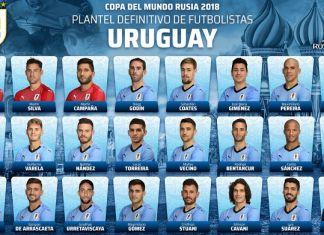 uruguay nazionale torreira ramirez