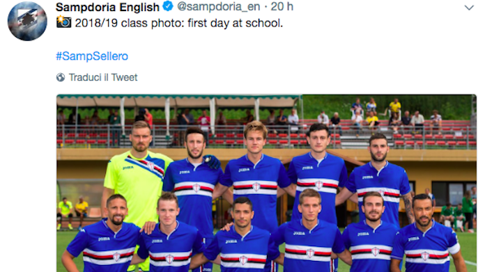 Sampdoria Sellero