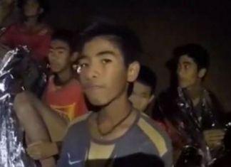 Bambini thailandia