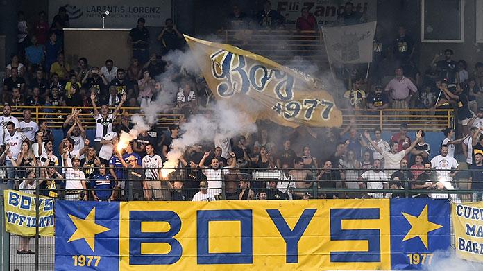 Sampdoria Parma Gervinho