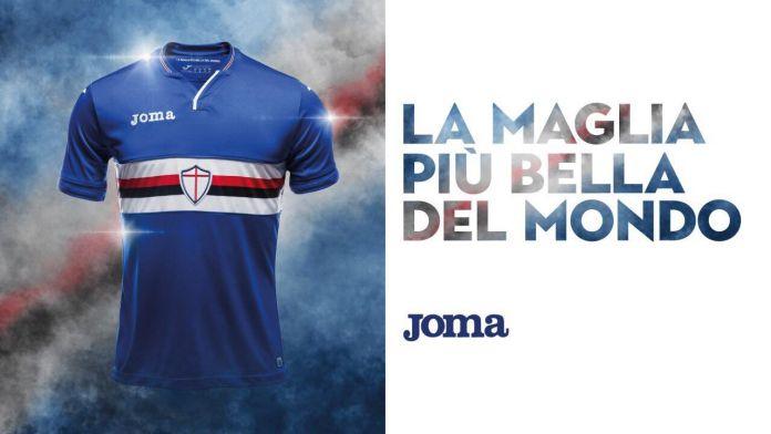 Seconda Maglia Sampdoria sconto