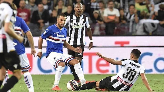 Allerta meteo, maltempo a Genova: a rischio Sampdoria-Udinese