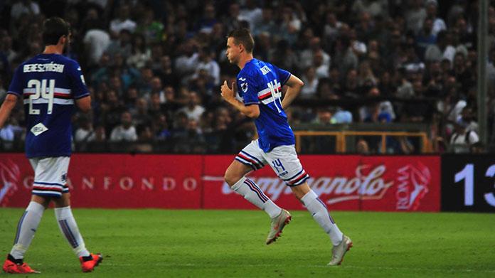 Jankto Sampdoria