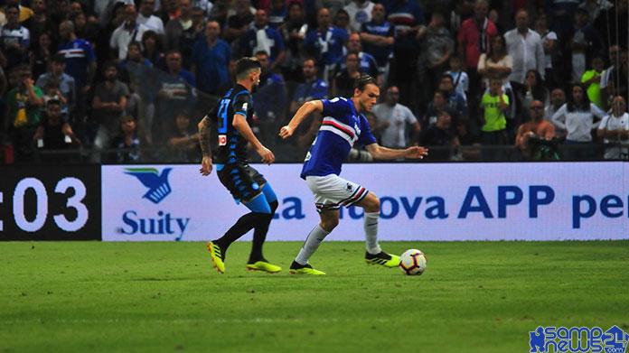 Ekdal Sampdoria