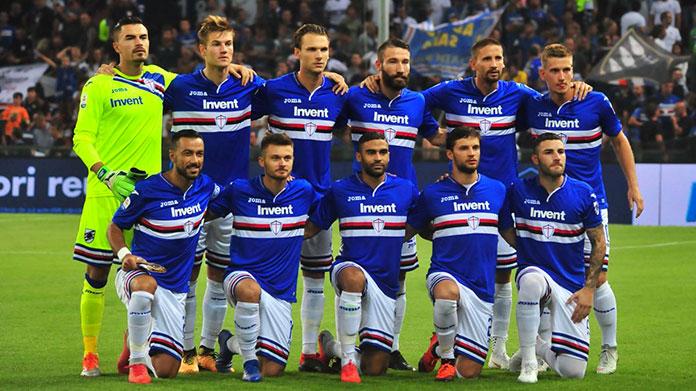 atalanta-sampdoria diretta