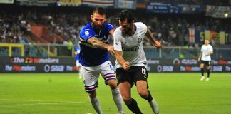 tonelli candreva inter-sampdoria