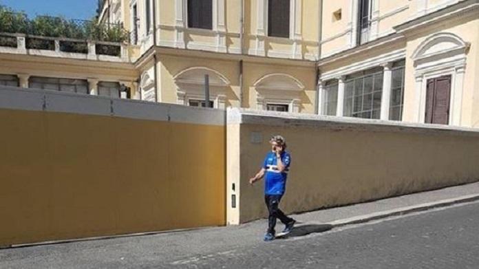 ferrero jogging roma maglia sampdoria