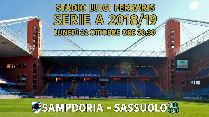 streaming Sampdoria