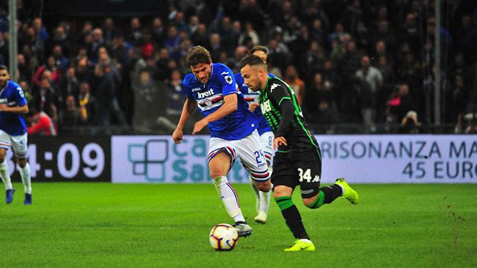 highlights Sassuolo