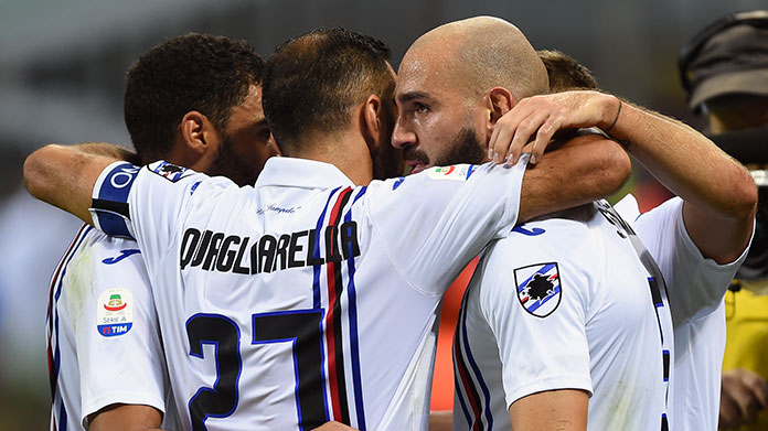 La Samp torna a vincere Quagliarella stende il Cagliari