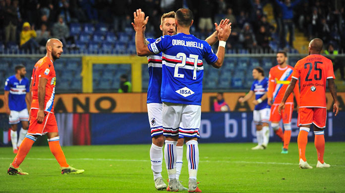 linetty quagliarella sampdporia highlights