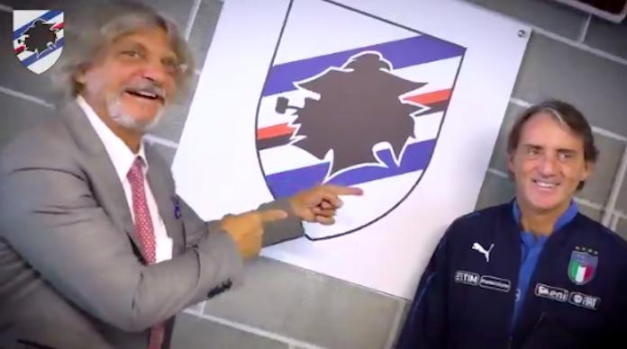 Sampdoria Mancini