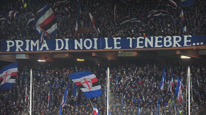 derby Sampdoria