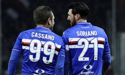 Sampdoria top derby