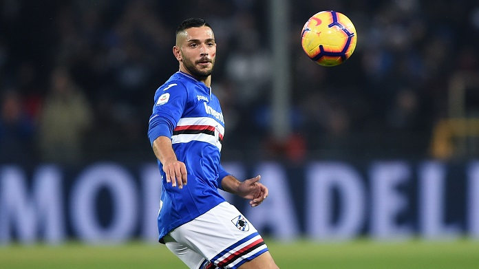 caprari highlights sampdoria