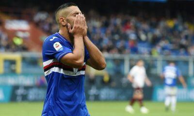 Sampdoria 2019 caprari pagelle
