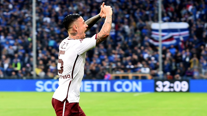Sampdoria torino 1 4 gli highlights del match samp news 24 for Priolo arredamenti torino