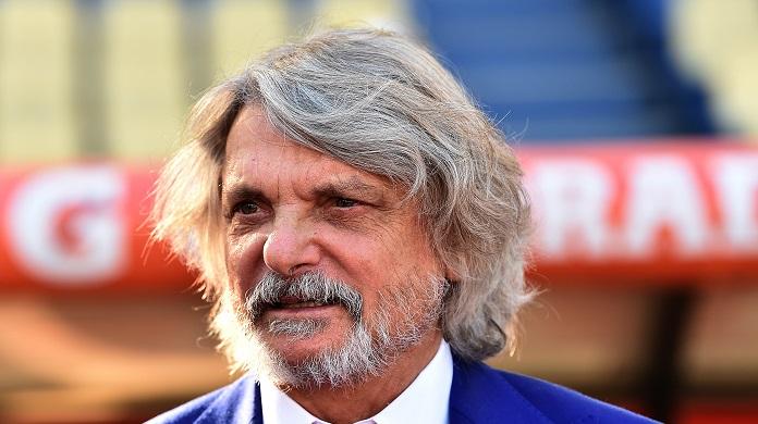 ferrero Sampdoria cessione