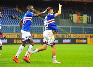 Kownacki Sampdoria