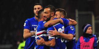 sampdoria top 11