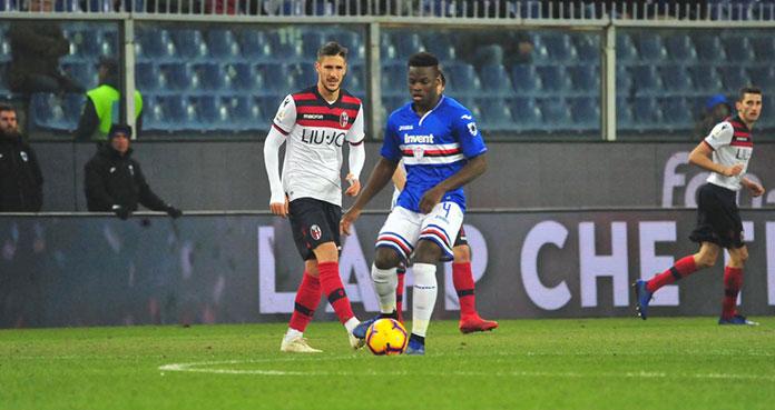 SERIE A/ Dove vedere in streaming Bologna-Sampdoria: la diretta DAZN