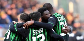 Sassuolo highlights