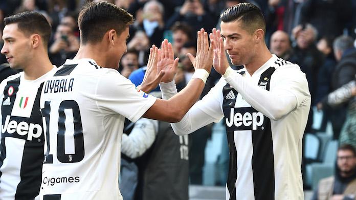 Ranieri Juventus