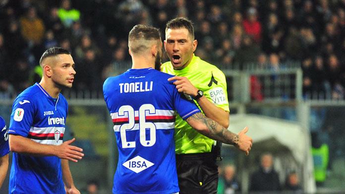Tonelli Sampdoria