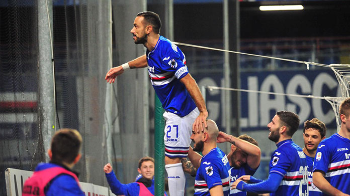 Milik-Insigne-Verdi, il Napoli si sbarazza della Samp: 3-0 al San Paolo