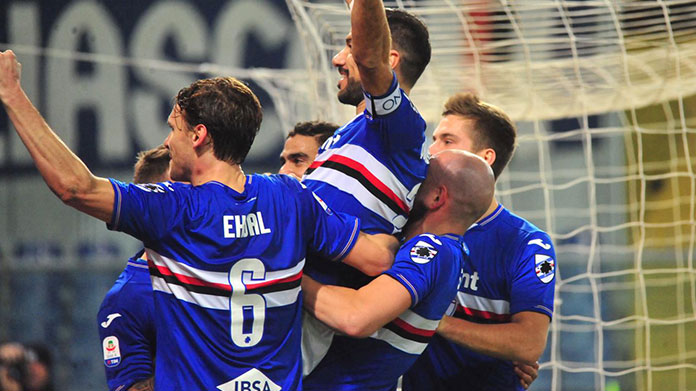 highlights Sampdoria
