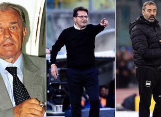 allenatori Sampdoria