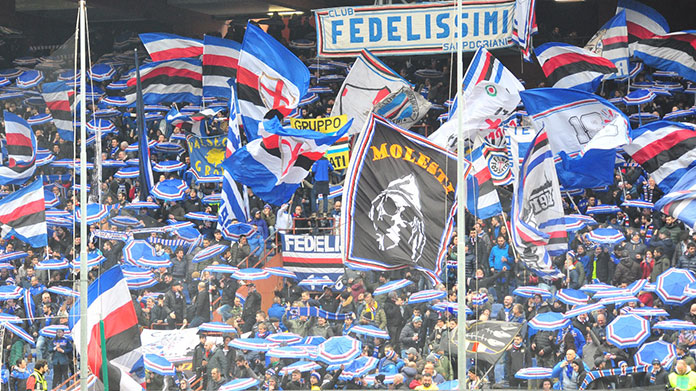gradinata sampdoria