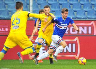Frosinone Sampdoria