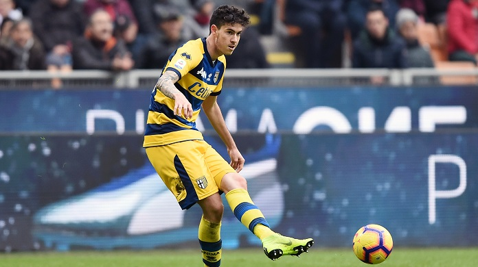 Parma-Sampdoria 3-3: sintesi e tabellino