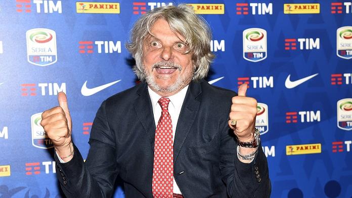 Sampdoria ferrero bilancio