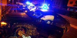 defrel incidente macchina