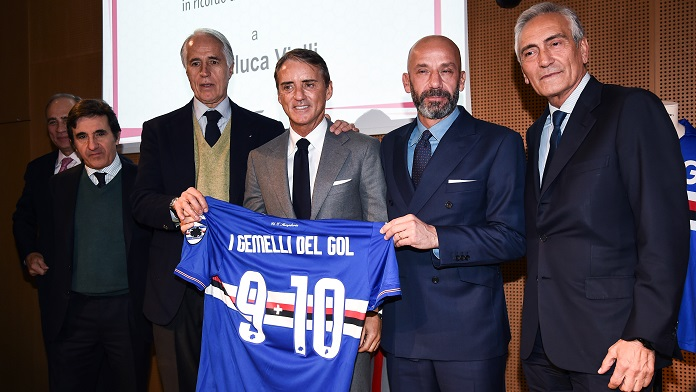 Mancini Vialli