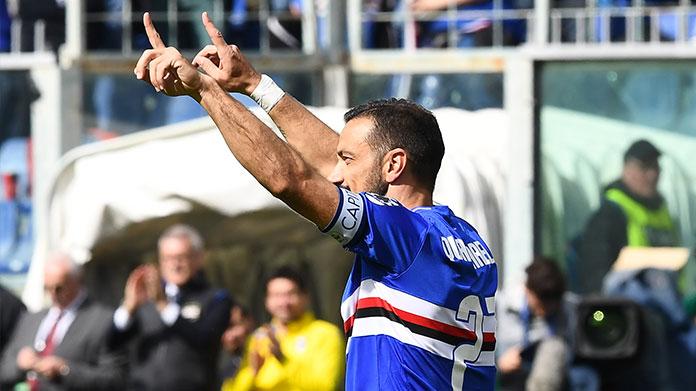 quagliarella sampdoria derby