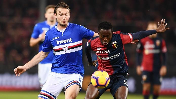 Genoa, derby senza Kouamé: «Notizia drammatica» - Sampdoria News 24