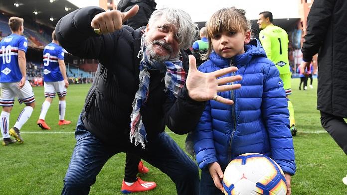 ferrero sampdoria derby