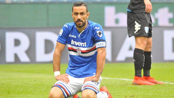 Quagliarella Sampdoria