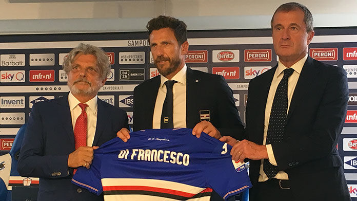 Sampdoria Di Francesco