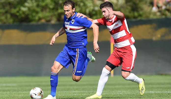 Ekdal Sampdoria highlights