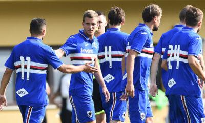 Sampdoria live