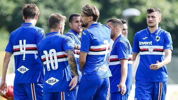 Sampdoria highlights live