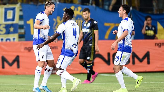 Sampdoria convocati Ramirez highlights