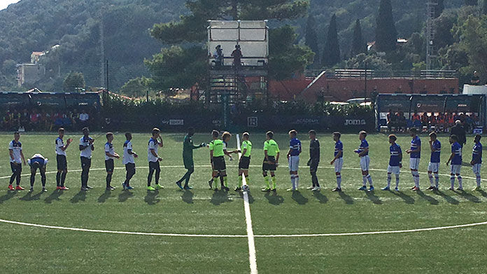 Sampdoria Pescara Primavera streaming