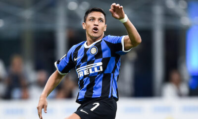 Sanchez Sampdoria-Inter highlights