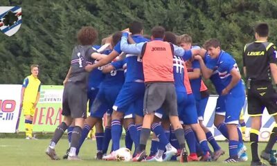 inter sampdoria primavera