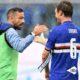 quagliarella ekdal sampdoria 2019